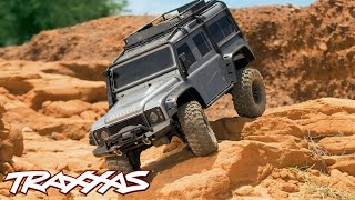 Download Take the Path Less Traveled | Traxxas TRX-4 Land Rover Defender Video