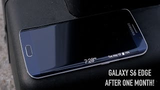 Download Samsung Galaxy S6 Edge After One Month! (S6 vs S6 Edge) Video