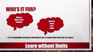 Download Life Skills Workshops video Video