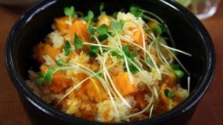 Download Sweet potato rice (Gogumabap: 고구마밥) Video
