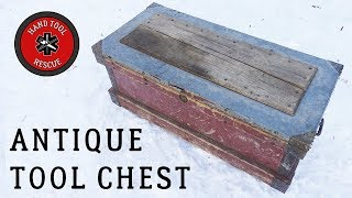 Download Antique Tool Chest [Recycle] Video