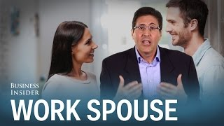 Download How having a 'work spouse' can ruin your real relationship Video