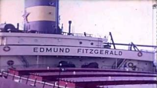 Download Edmund Fitzgerald and Crew - Rare Footage Video