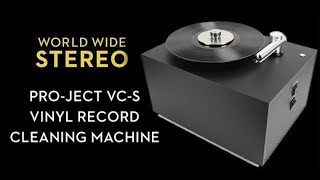 Download How to Clean Vinyl Records - Pro-Ject VC-S Demo Video