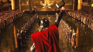 Download Thor's Coronation Scene - Thor (2011) Movie CLIP HD Video