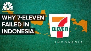 Download Why 7-Eleven Failed In Indonesia Video