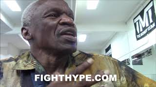 Download MAYWEATHER SR. TELLS ADRIEN BRONER TO GET A NEW TEAM OR LEAVE BOXING ALONE; GIVES HARSH CRITIQUE Video