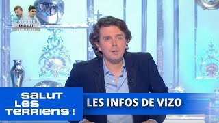 Download Les infos de Vizo - 20/01 - Salut les Terriens Video