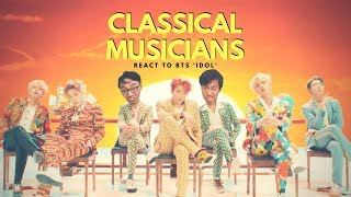 Download Classical Musicians React to BTS 'Idol' Video