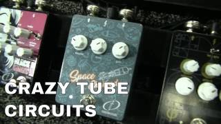 Download NAMM 2017: Crazy Tube Circuits Loads of new goodies Video