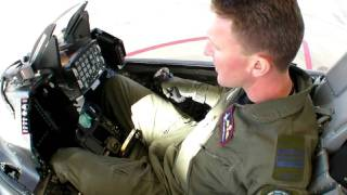 Download F-16 Viper Cockpit Tour, Test Pilot, Edwards AFB Video