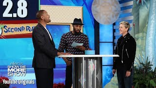 Download Will Smith and Ellen Play 5 Second Rule Video