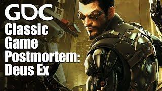 Download Classic Game Postmortem: Deus Ex Video