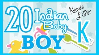 Baby Boy Names Start With K 2018 S Top15 Unique Baby Names 2018