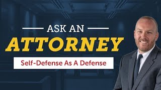 Download How To PROVE Self-Defense In Court: Ask An Attorney #3 Video