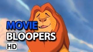 Download The Lion King 3D (1994) Bloopers Outtakes Gag Reel Video