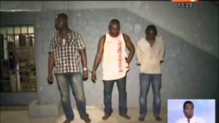 Download RTI-Sécurité : trois présumés braqueurs arrêtés par la police criminelle Video