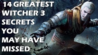 Download 14 Greatest Witcher 3 Easter Eggs That Will Make You Wanna Replay It Immediately Video