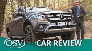 Download Mercedes X Class 2018 In-Depth Review | OSV Car Reviews Video