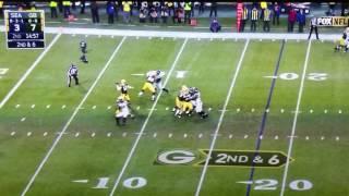 Download Richard Sherman #25 cheapshot at Davante Adams Packers Video