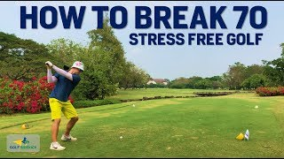 Download How to Break 70 - Lower Scores with Stress Free Golf DeShambo Proof Video