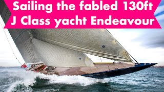 Download Sailing the J Class Endeavour | Yachting World Video
