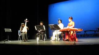 Download 春江花月夜 (琵琶、古箏, 二胡, 笛子四重奏) Video