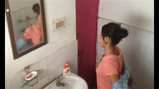 Download Best Bathroom Girl Scene Ever The End Will Shock You Video