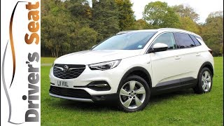 Download Vauxhall/Opel Grandland X 2017 SUV Review | Driver's Seat Video