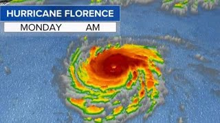 Download Southeastern U.S. braces for Hurricane Florence as storm strengthens Video