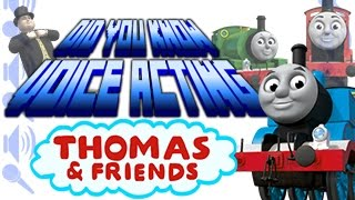 Download Thomas & Friends - Did You Know Voice Acting? Video