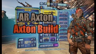 Download Borderlands 2: Assault Rifle Axton (Revisited) - Build Showcase (w/ Download) Video
