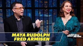 Download Maya Rudolph Reveals the Bet Seth Made About Paris Hilton Video