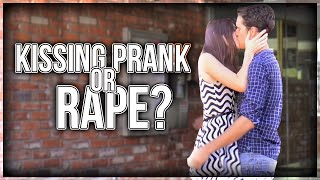 Download Is this a Kissing Prank or Rape ? Video