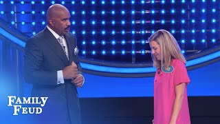 Download Check out this nail biting Fast Money!!! | Family Feud Video