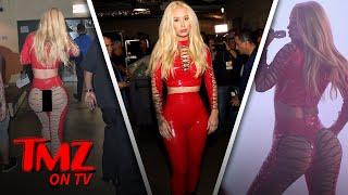 Download Iggy Azalea Covered in Latex! | TMZ TV Video