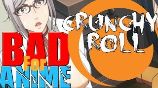 Download Crunchyroll is BAD for Anime! Video
