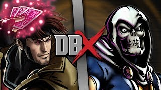Download Gambit VS Taskmaster (X-Men VS Marvel) | DBX Video