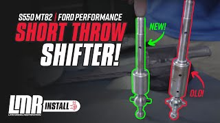 Download Mustang Ford Performance Short Throw Shifter Install (2015-2017 MT82) Video