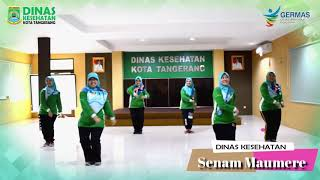 Download Senam MAUMERE Dinas Kesehatan Kota Tangerang Video