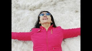 Download Road Trip from Manali to Rohtang Pass : Dangerous road in India : May 2016 Video