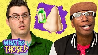 Download SHAVING BODY PARTS (What're Those!?) Video