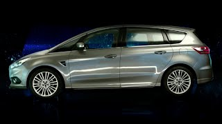 Download The All-New Ford S-MAX Video