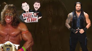 Download The List and Ya Boy #40!: Warrior Spirit, Sister Abigail, Kalisto Disappointment, Lawsuits, Guests Video
