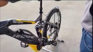Download Haibike bici elettrica SDURO 6.0 2017 All Mountain biammortizzata Yamaha Video