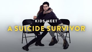 Download Kids Meet a Suicide Survivor | Kids Meet | HiHo Kids Video