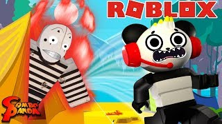 Download WORST CAMPING TRIP EVER! Let's Play ROBLOX CAMPING 2 with Combo Panda Video
