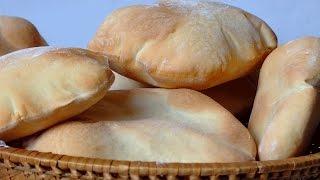 Download اسهل طريقة لعمل الخبز العربي في البيت Video