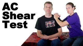 Download AC Shear Test - Ask Doctor Jo Video