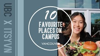 Download Top 10 Favourite Places on Campus - UBC Vancouver Edition feat. ITSYVN Video